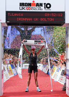 Dr tamsin lewis triathlete ironman uk