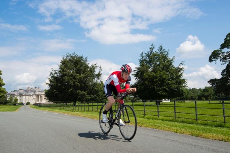 Staffordshire Ironman 2015