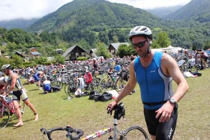alp d'huez triathlon bikes