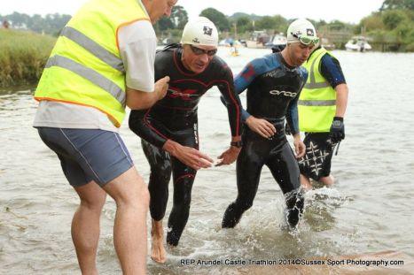 arundel triathlon swim, arundel triathlon 2014 review, arundel triathlon 2015, arundel triathlon review report swim