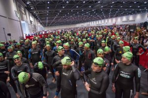 London Triathlon 2014 review
