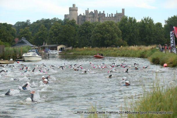 arundel triathlon 2014 race review, arundel triathlon 2014 race report, arundel triathlon race tips, arundel triathlon 2015 course details