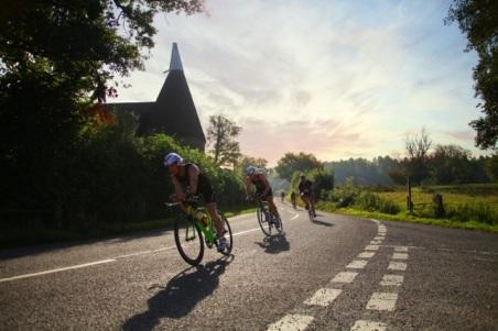hever castle triathlon bike course