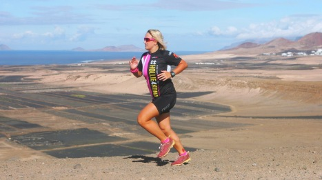 hollie for kona custom tri kit