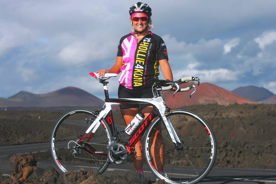 hollie for kona custom kit