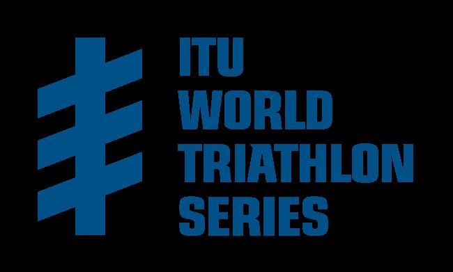world triathlon series logo