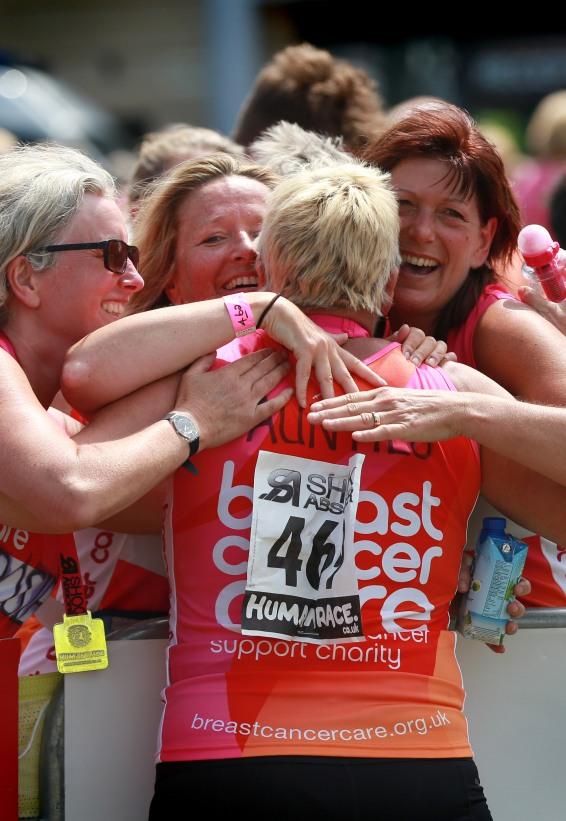 human race, Shock Absorber Women Only Triathlon