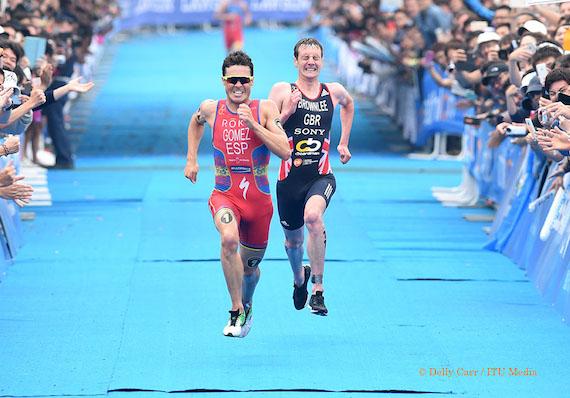 ITU World Triathlon Yokohama