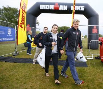 gordon ramsay triathlon