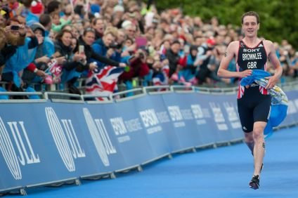 Vitality World Triathlon London 2015