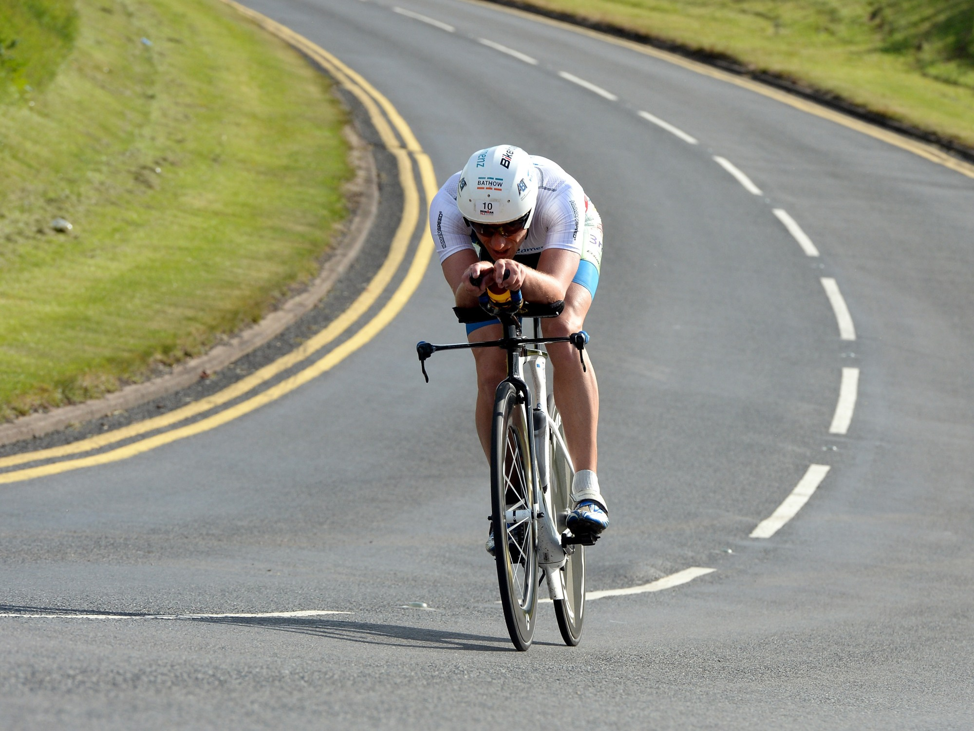 Staffordshire ironman bike course review