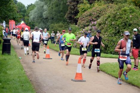 Ironman 70.3: Staffordshire