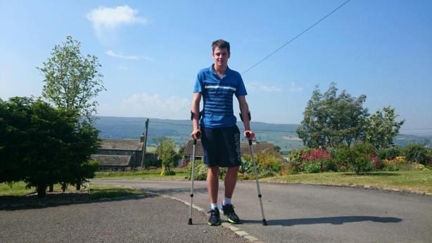 Jonny brownlee injury