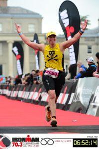 Zoe Forman, Long Course Triathlete