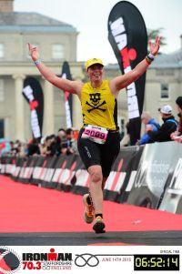 Zoe Forman, Long Course Triathlete