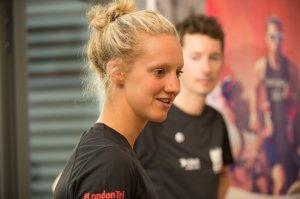 Emma Pallant london triathlon