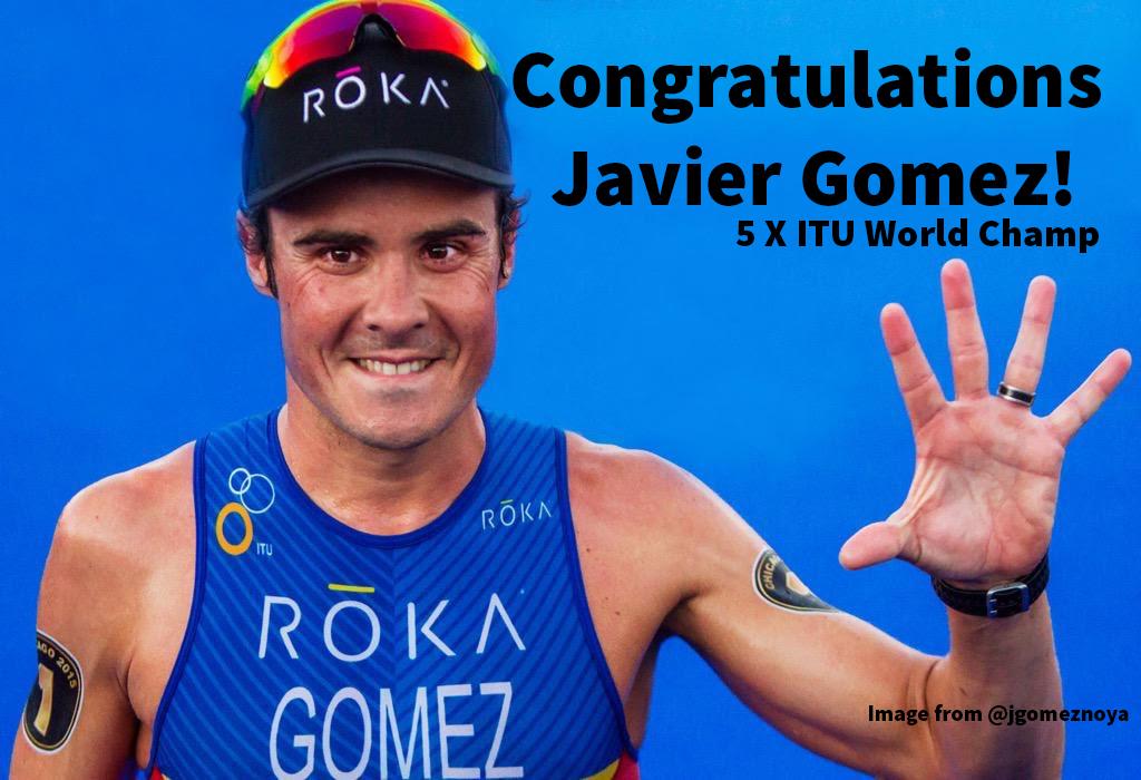 javier gomez 5 titles