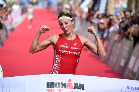 Ironman 70.3 Middle East Championship Bahrain 2015 December 2015 ©DellyCarr Bahrain Endurance Media