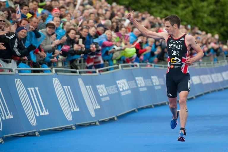 Vitality World Triathlon London 2015