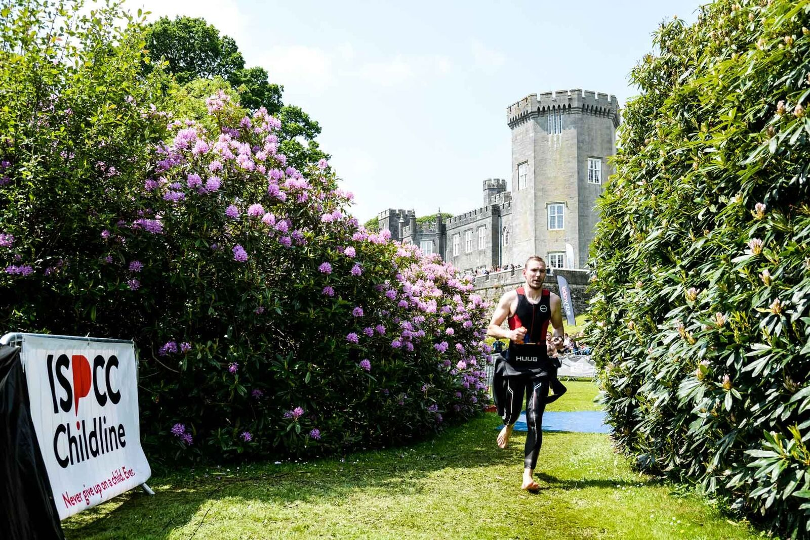 lough cutra castle picture runner 2016
