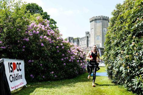 lough cutra castle picture runner 2016