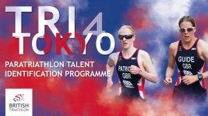 tri4tokyo, paratri tokyo british triathlon